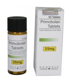 Primobolan, Methenolone Acetate, Genesis