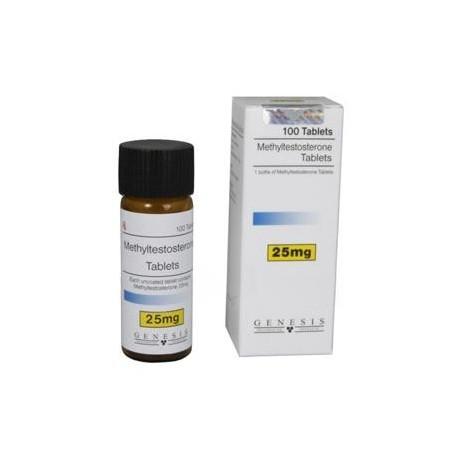 Methyltestosterone, Genesis