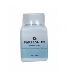 Danabol DS, Methandienone, Body Research