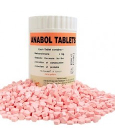 Anabol, Methandienone, British Dispensary