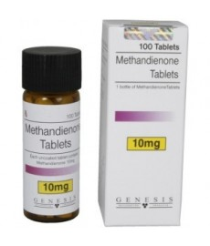 Methandienone Tablets, Genesis