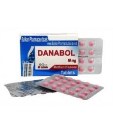Danabol, Methandienone, Balkan Pharmaceuticals