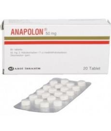 Anapolon® 50, Oxymetholone, ABDI IBRAHIM