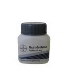 Oxandrolone, Bayer