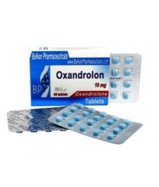 Oxandrolon, Balkan Pharmaceuticals