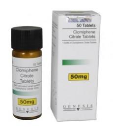 Clomiphene Citrate, Genesis