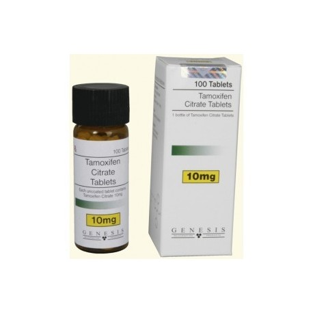 Tamoxifen Citrate, Genesis