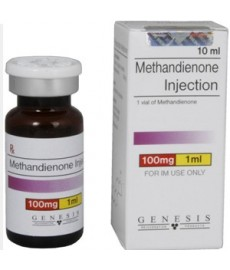 Methandienone Injectable, Methandienone, Genesis