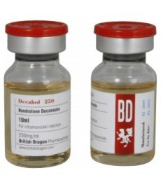 Decabol 250, Nandrolone Decanoate, British Dragon