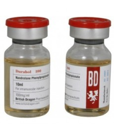 Durabol 100, Nandrolone Phenylpropionate, British Dragon