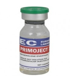 PrimoJect, Methenolone Enanthate, Eurochem