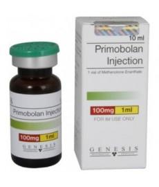 Primobolan, Methenolone Enanthate, Genesis