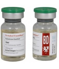 Testabol Enanthate, Testosterona Enantato, British Dragon