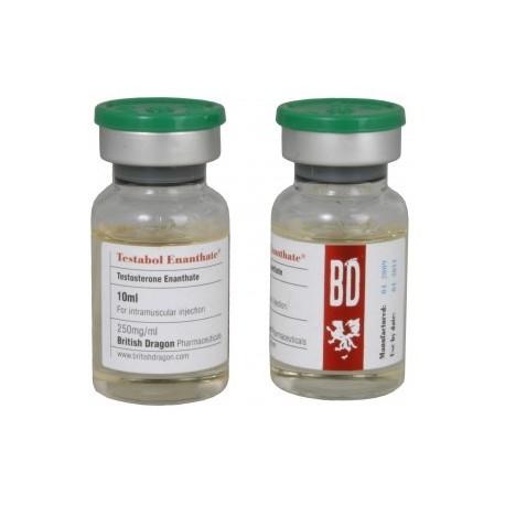 Testabol Enanthate, Testosterone Enanthate, British Dragon