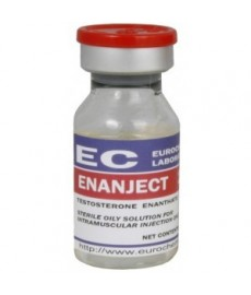 EnanJect, Testosterone Enanthate, Eurochem