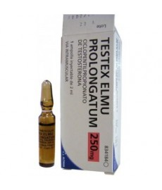 Testex Elmu Prolongatum, Testosterone Cypionate, Q Pharma