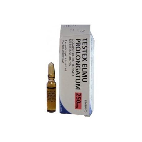 Testex Elmu Prolongatum, Testosterone Cypionate, Q Pharma