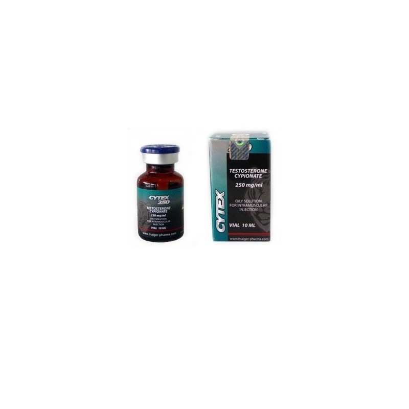 Cytex 250 Testosterona cipionato Thaiger Pharma