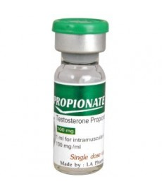 Propionate, Testosterone Propionate, La Pharma