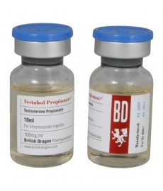 Testabol Propionate, Testosterone Propionate, British Dragon