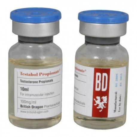 Testabol Propionate, Testosterone Propionate, British Dragon
