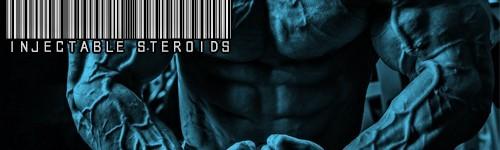 Injizierbaren Steroide